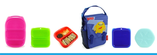 Goodbyn lunchboxes