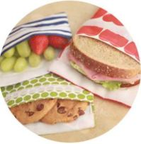 lunchskins reusable sandwich bags